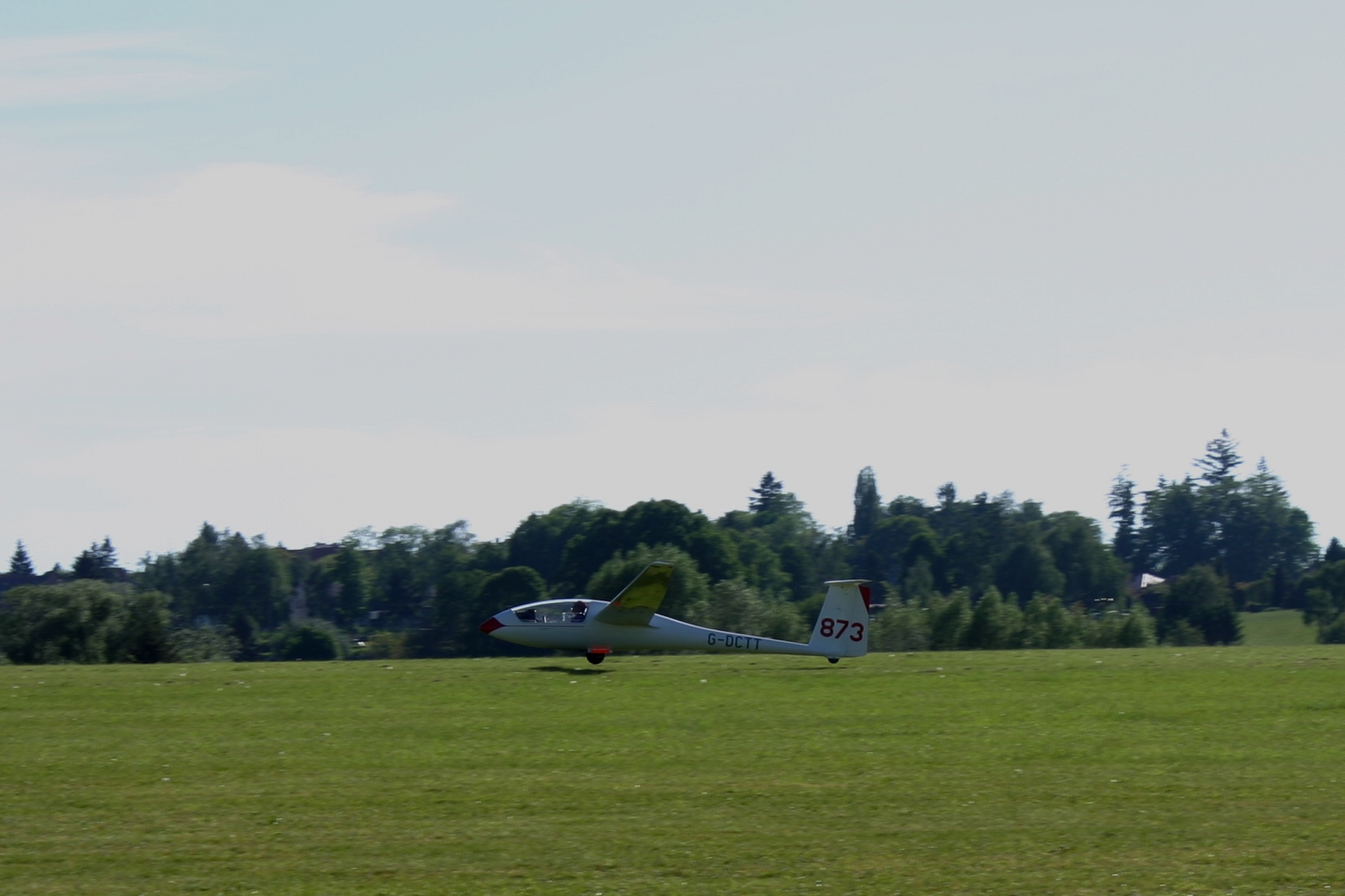 Liz landing back on Day 7
